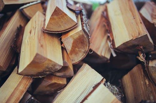 Photos gratuites de bois, bois de charpente, cheminée