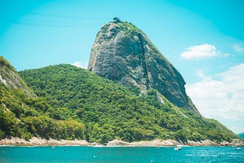 Ilmainen kuvapankkikuva tunnisteilla brasilia, köysirata, kukkulan