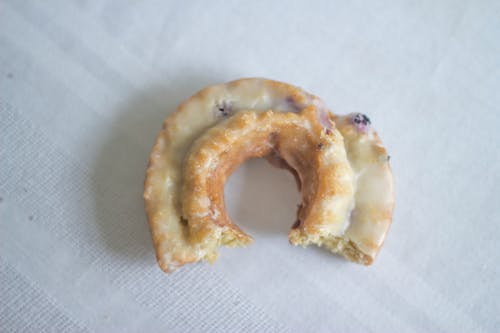 Fotos de stock gratuitas de arándano azul, dónut