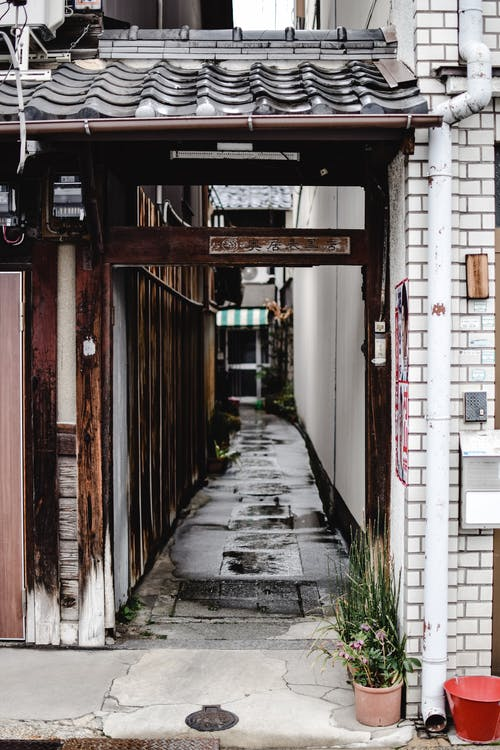 Gratis arkivbilde med gate, inngang, japan