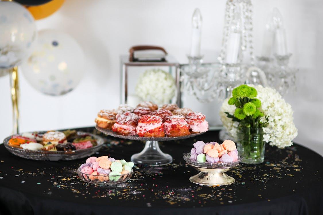 Gıda, lezzetli, Parti
