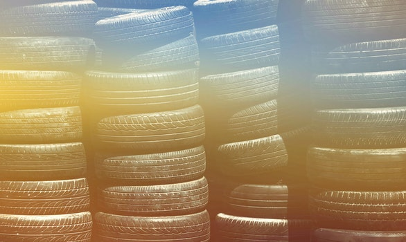 Free stock photo of vehicles, dirty, car, rubber