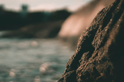 Free stock photo of beach, rock, sea water, summer