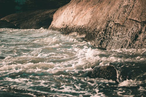 Free stock photo of ocean, rock, sea water, summer