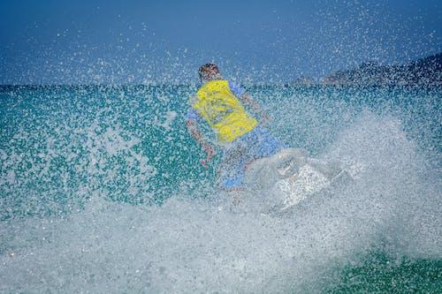 Fotobanka sbezplatnými fotkami na tému more, oceán, pláž, šport
