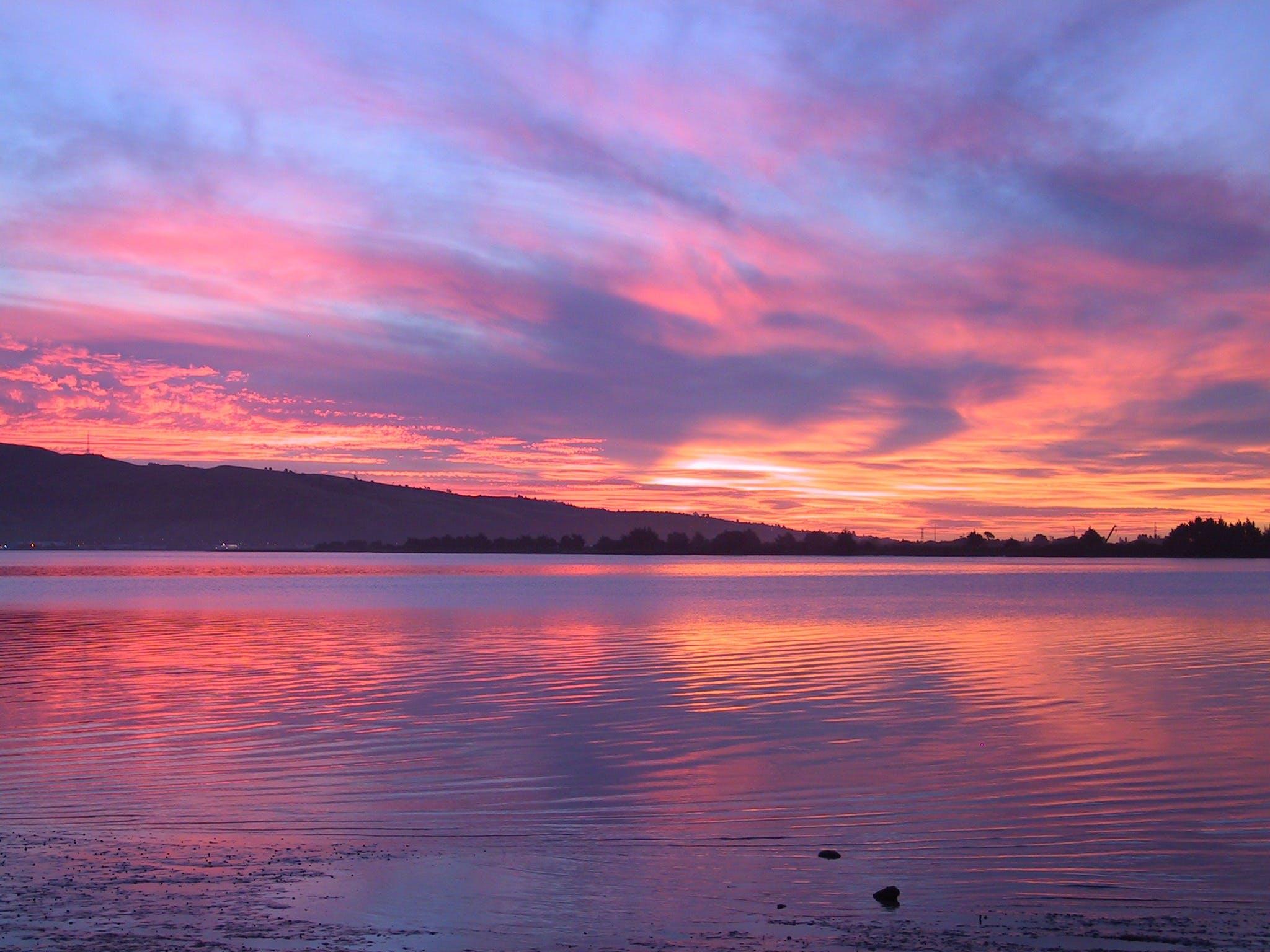 Kostenloses Stock Foto zu berge, himmel, natur, see