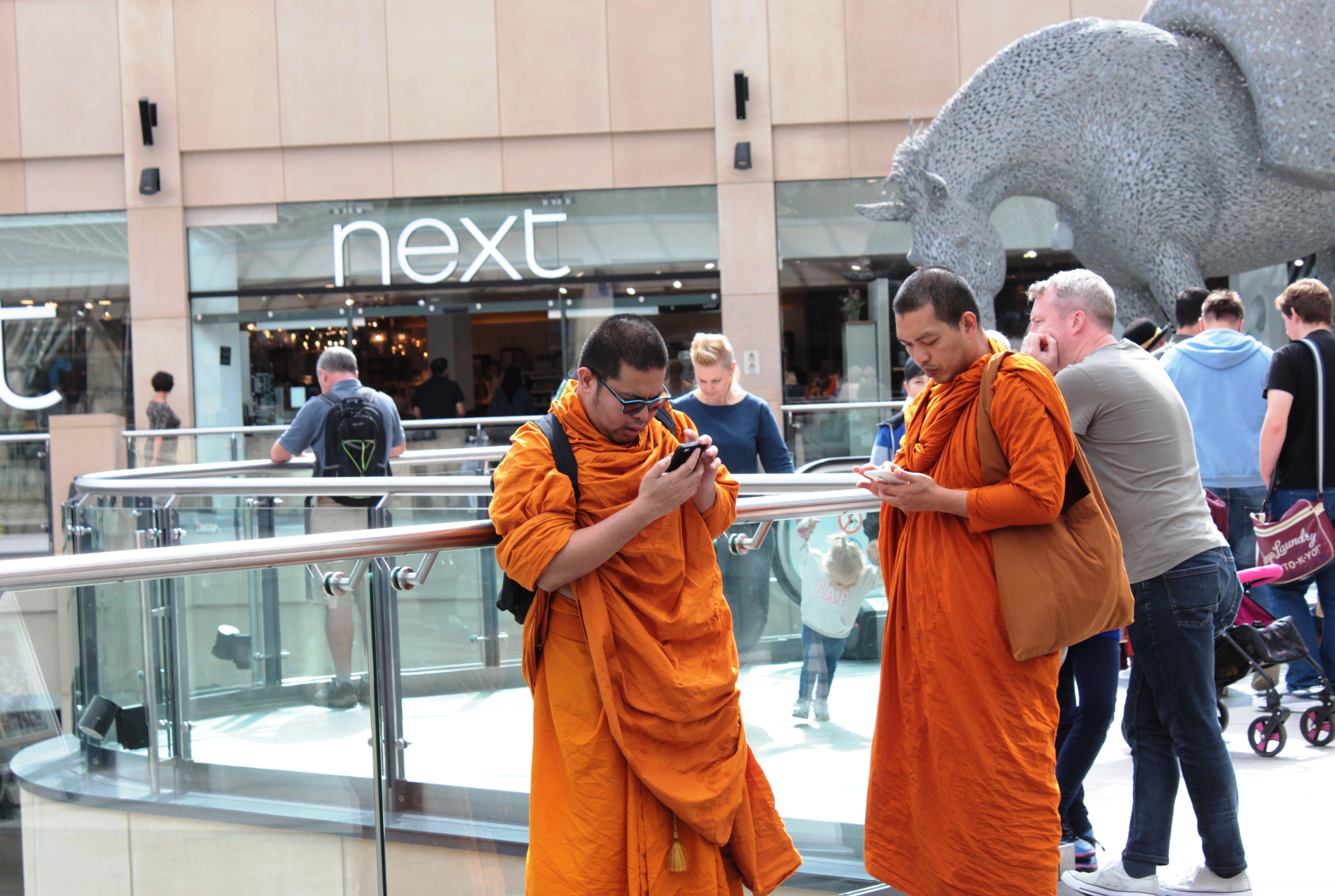 Free stock photo of advanced, buddhist, crowd, culture