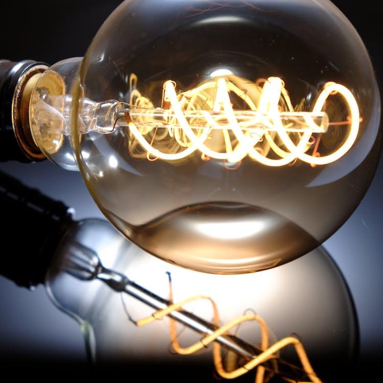 elettricità, energia, illuminato