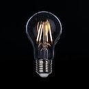 light, light bulb, power
