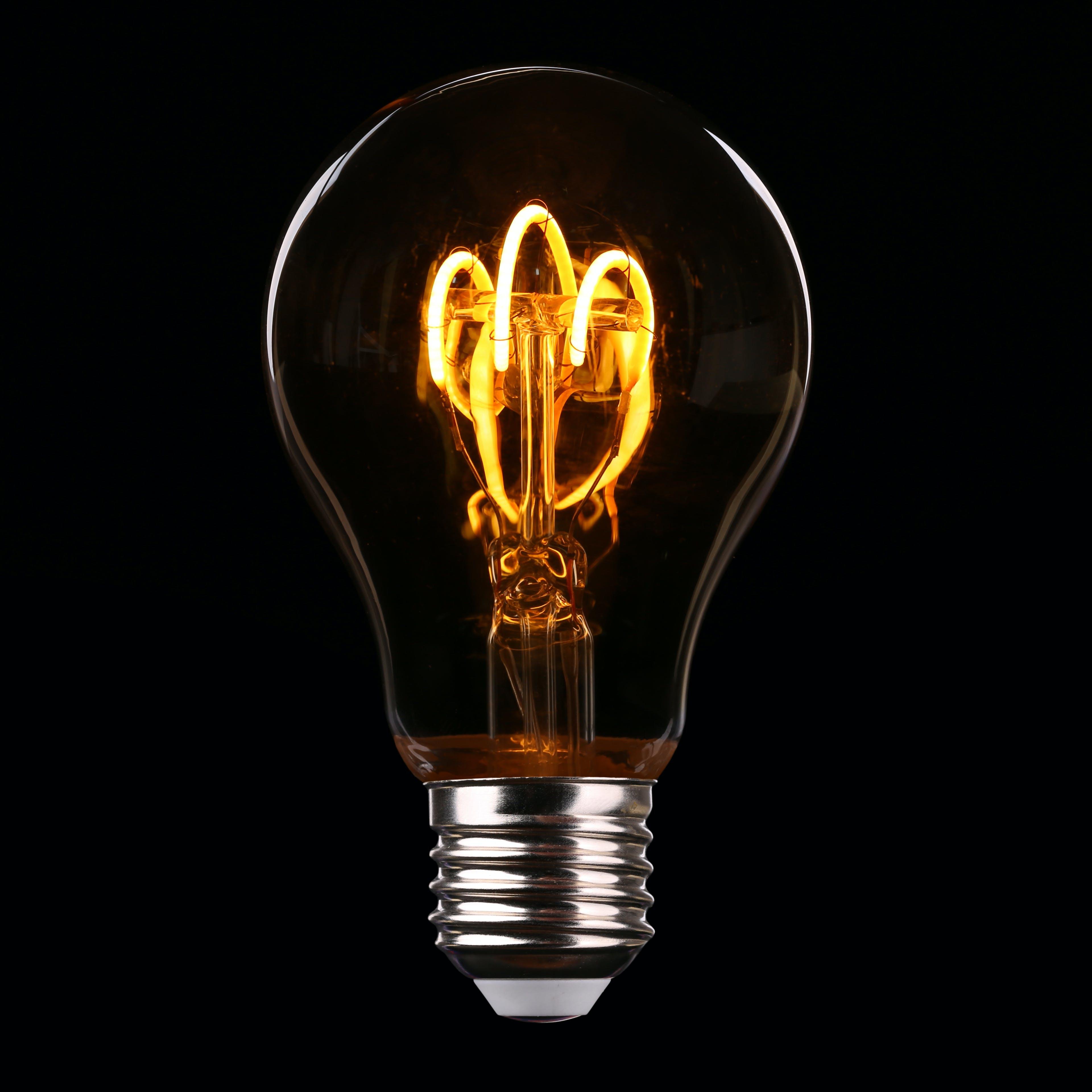Kostenloses Stock Foto zu licht, glühbirne, idee, energie