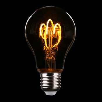 Free stock photo of light, light bulb, idea, power