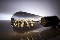 light, light bulb, reflection