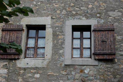Free stock photo of shutter, windows