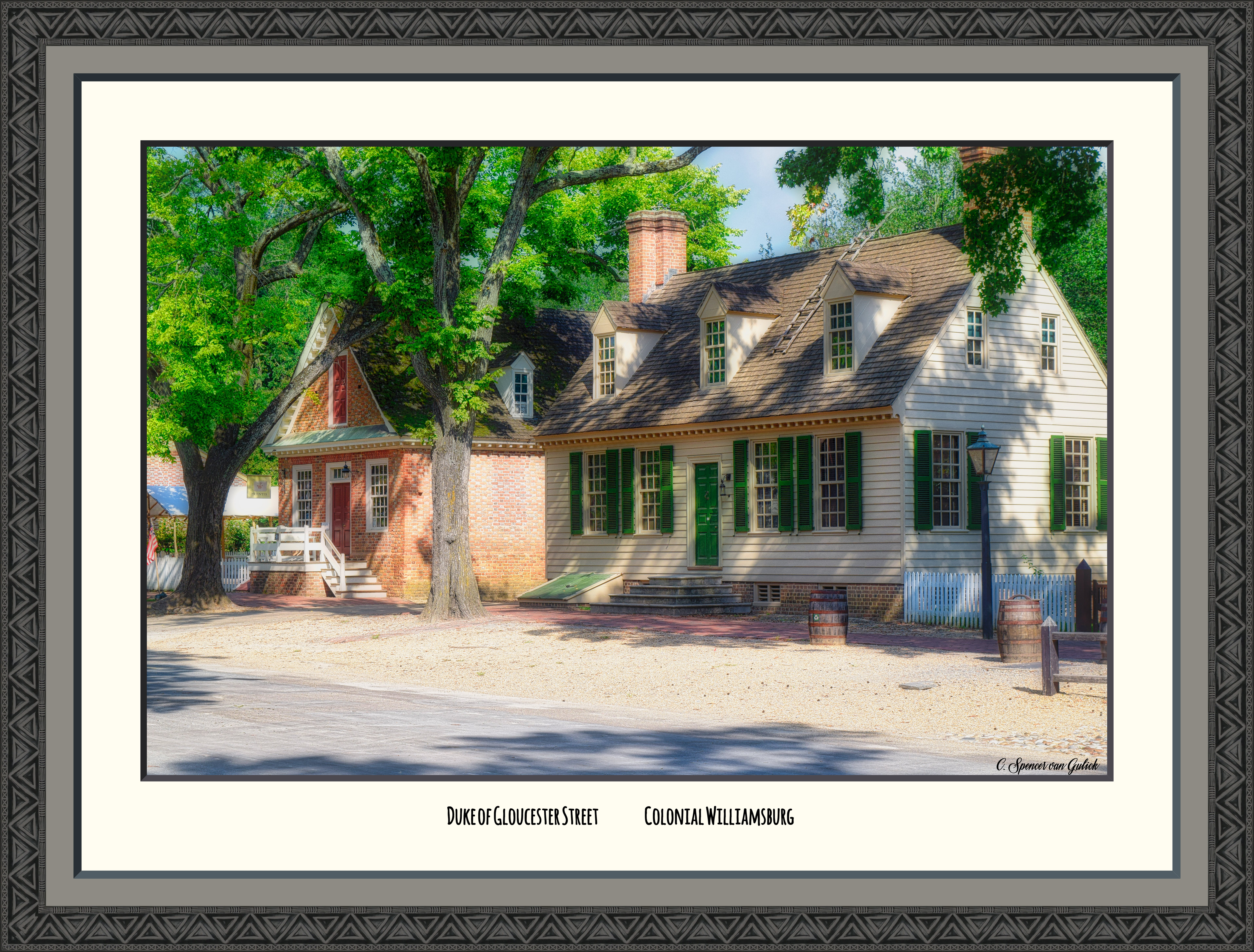 Free stock photo of colonial, duke of gloucester street, history, williamsburg