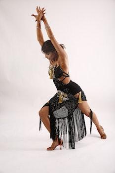 Free stock photo of fashion, person, woman, dancing