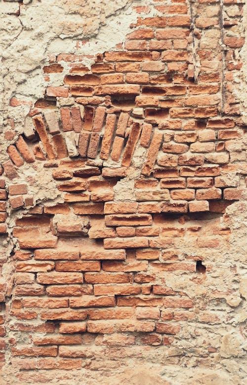 Darmowe zdjęcie z galerii z cegła, cegły, cement