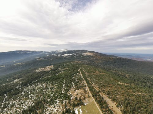 Gratis stockfoto met antenne, avontuur, berg