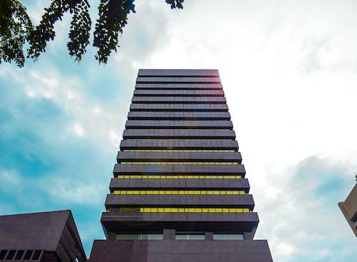 Imagine de stoc gratuită din Asia, beton, cer albastru, clădire