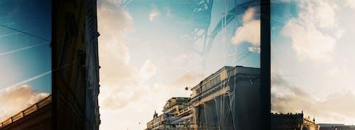 Fotos de stock gratuitas de #cielo, #ciudad, acero, agua