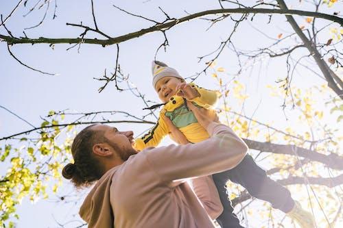 Imagine de stoc gratuită din bebeluș, bucurie, cădere