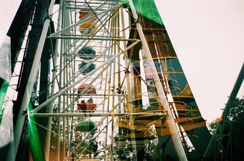 Fotos de stock gratuitas de acero, alto, cámara de 35 mm, carnaval