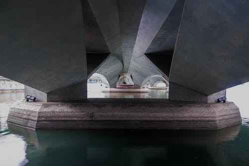 Free stock photo of bridge, city, cold