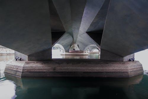 Foto stok gratis air, beton, cairan, dingin