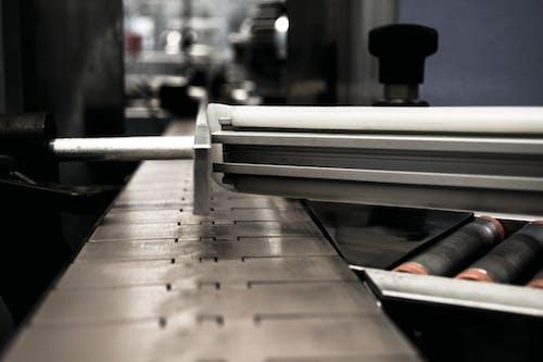 Kostenloses Stock Foto zu braun, fabrik, maschine