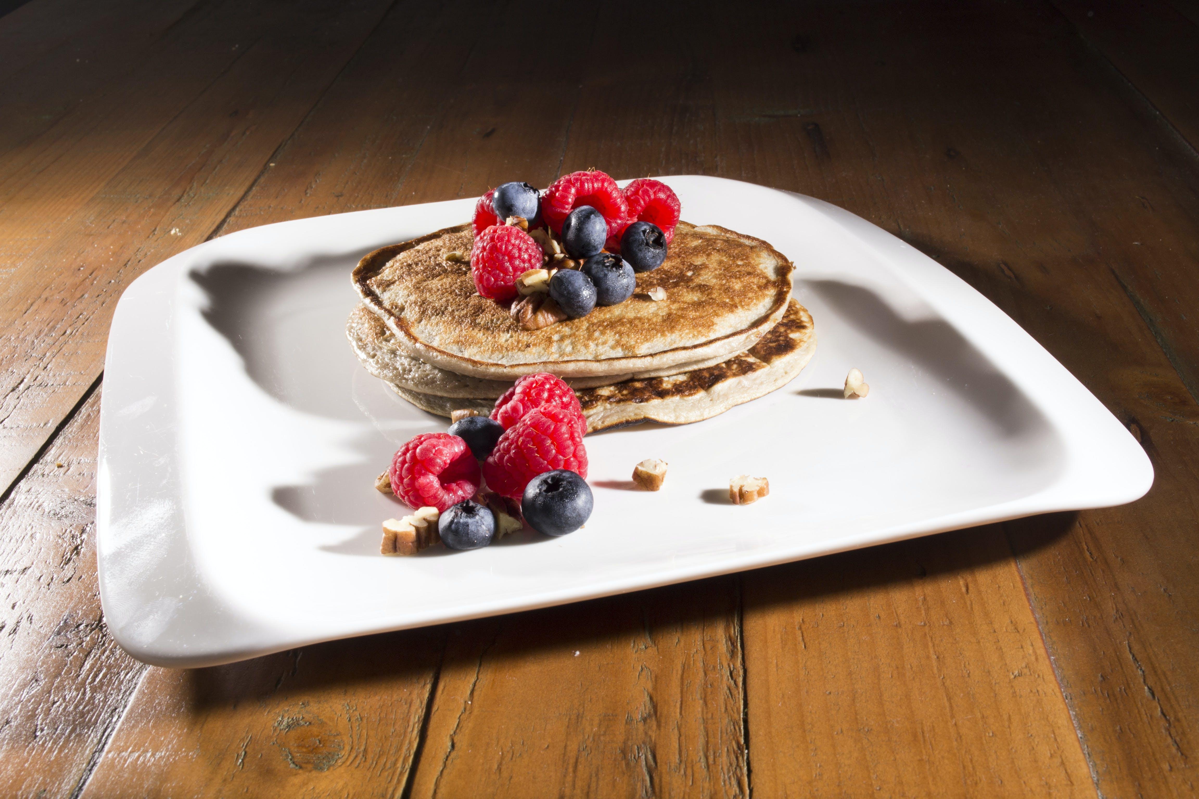 Free stock photo of banana, berry, bowl, breakfast