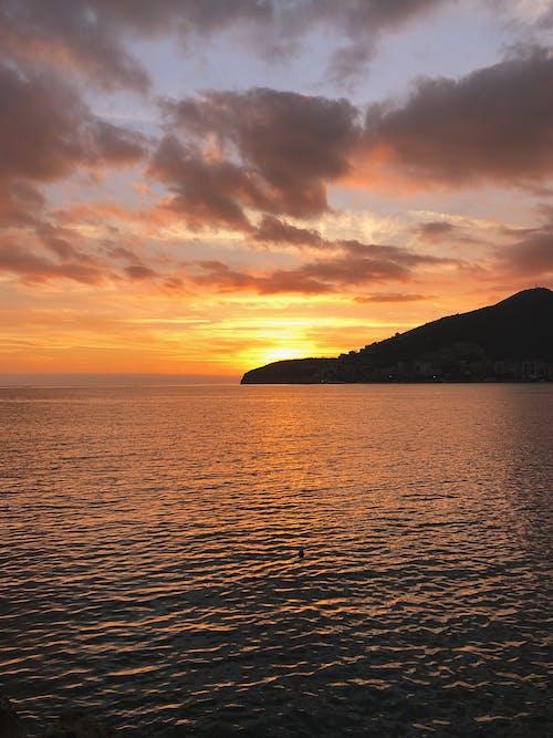 Immagine gratuita di ambra, bel cielo, cielo