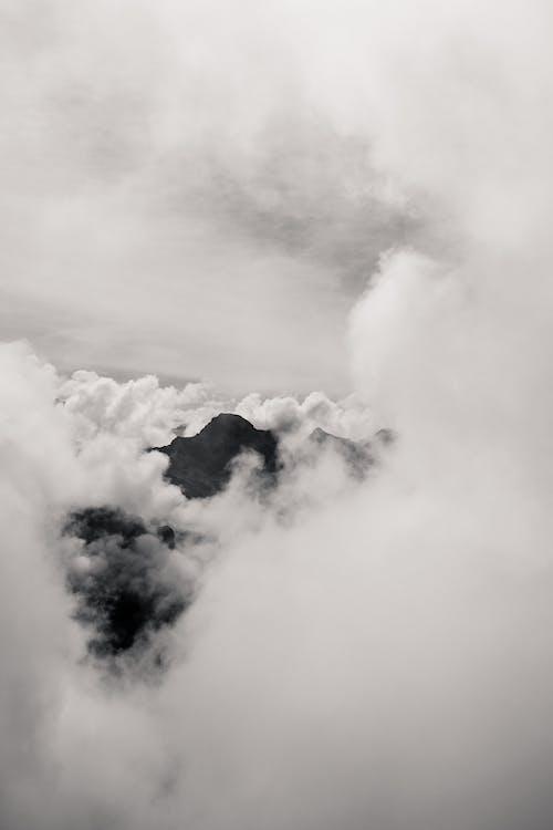 Δωρεάν στοκ φωτογραφιών με bw, rock, άγρια φύση