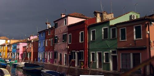 Free stock photo of architecture, burano, colors
