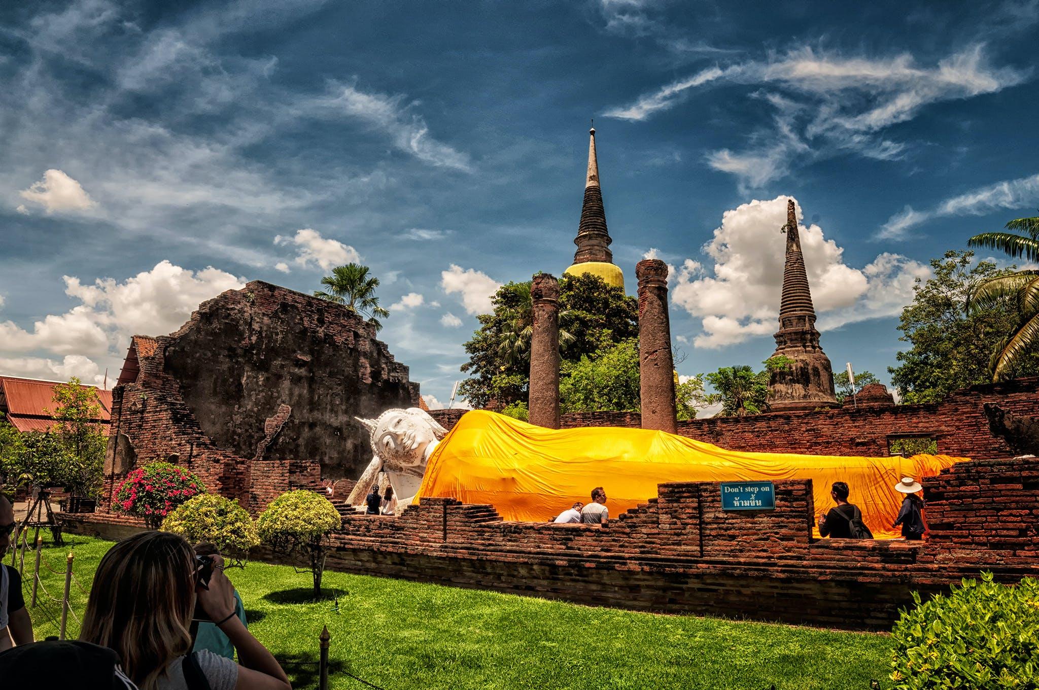 ancient, architecture, buddha