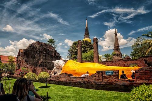 Photos gratuites de ancien, architecture, bâtiment, bouddha