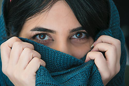 Free stock photo of eyes, pretty, shirin, sweat