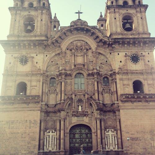 Ilmainen kuvapankkikuva tunnisteilla cusco, kirkko, loma, peru