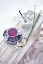 cup, tea, sugar