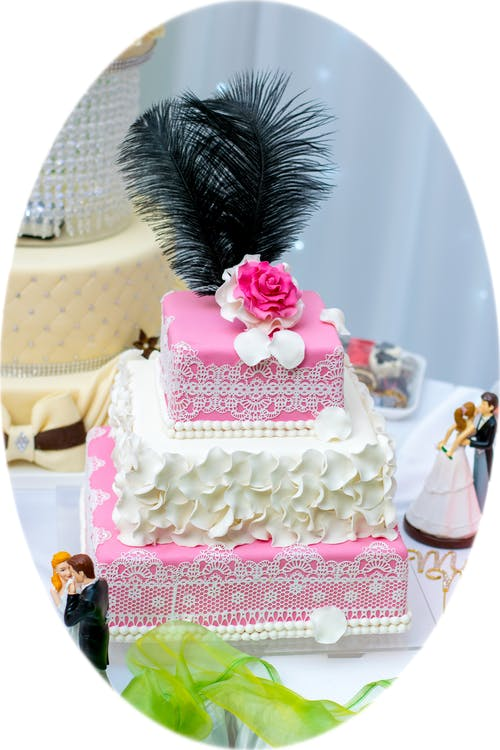 Free stock photo of cake, celebration, torte, wedding