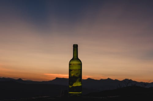 Free stock photo of atmosphere, bottle, clouds, dawn