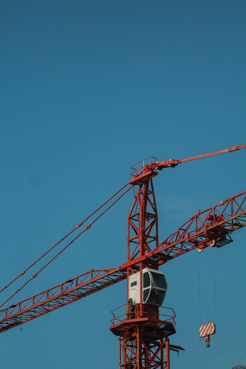 Foto profissional grátis de aço, alto, ao ar livre