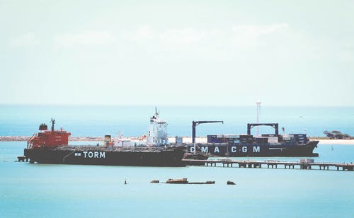Free stock photo of Baltic Sea, cargo ship, Navio, navio de carga