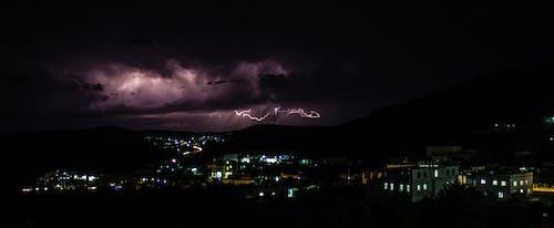 Free stock photo of night, Syria