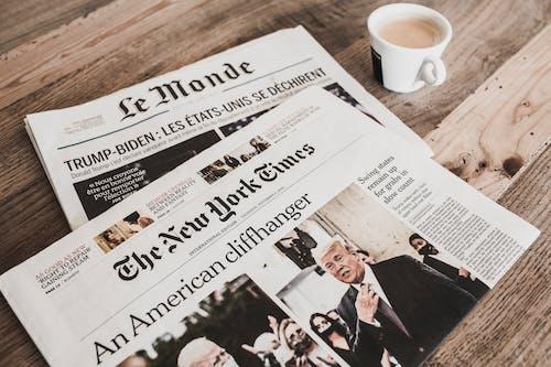 Foto stok gratis administrasi, Amerika Serikat, artikel, berita