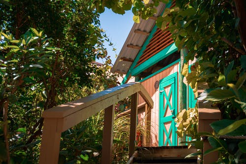 Imagine de stoc gratuită din arhitectura fotografie, bungalou, bungalouri