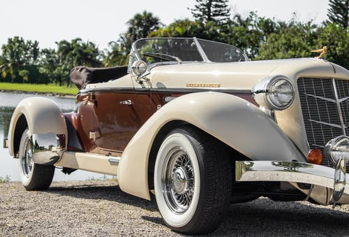 Free stock photo of antique auto, antique vehicle, car body