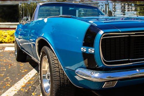 Free stock photo of antique auto, antique vehicle, camaro