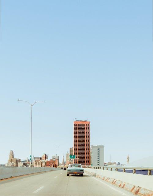 交通, 入站, 商業, 城市 的 免費圖庫相片