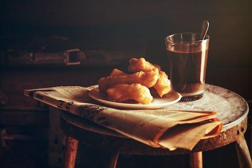 Kostenloses Stock Foto zu essen, getränk, glas, kaffee