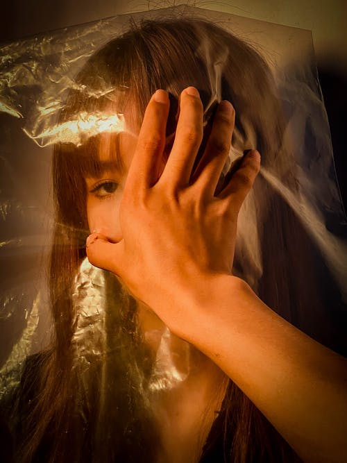 Darmowe zdjęcie z galerii z azjatka, beznadziejny, bezradny, brak