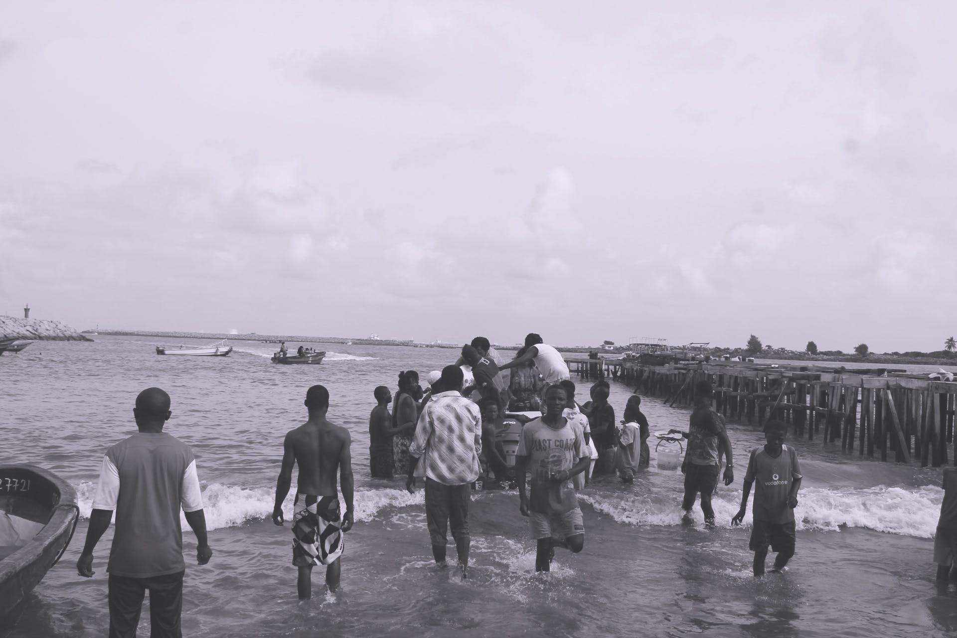 Free stock photo of africa, beach, lagos, Nigeria